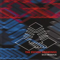 2004 Bas B. Broekhuis - The Escher Drawings [Groove Unlimited GR-102] cover artwork inspiration: M.C. Escher ; original artworks: Penrose stairs (Penrose steps) (1959) #albumcover