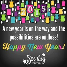 Happy New Year!!  Elizabethschenk.scentsy.us