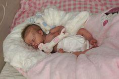 Reborn Baby Doll Rebornbaby Girl mono rooted hair Coco by Natali Blick | eBay
