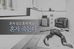 혼자 살고 혼자 먹고…혼자 죽는다 : 네이버 포스트