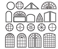 Performer IV Composite Windows - Quality and Energy Efficient Christmas Crib Ideas, Christmas Home, Wood Crafts, Paper Crafts, Door Gate Design, Silhouette Curio, Free To Use Images, Cardboard Paper, Clay Ornaments