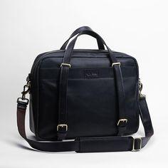 Genuine Leather Briefcase for Men, Leather Business Bag GLT025