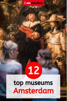 Check out the top 12 major Amsterdam museums and explore the diversity of art, history, culture and architecture. Visit vincent van gogh museum amsterdam, Rijksmuseum, Anne Frank House, Rijksmuseum, Stedelijk Museum Amsterdam, Hermitage Amsterdam, NEMO Science Museum, FOAM Amsterdam, Rembrandt House Museum. Check our guide for the best museums in Amsterdam The Netherlands.