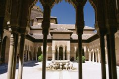 The Alhambra is Granada's – and Europe's – love letter to Moorish culture, a place where fountains trickle, leaves rustle, and ancient spirits seem to mysteriou…