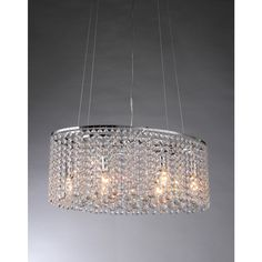 Imogene Pendant Light Fixture | Overstock™ Shopping - Great Deals on Warehouse of Tiffany Chandeliers & Pendants