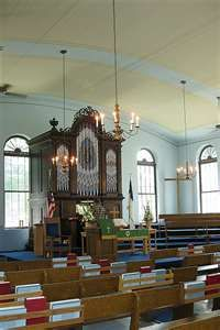 Where we were married 11-12-88  Zoar United Chuch of Christ