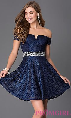 Shop for homecoming party dresses at PromGirl. Short semi-formal dresses 8b221ac556c0