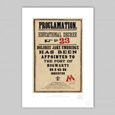 Proclamation No.23