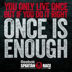 Get busy living. #Motivation #life http://spartan.com