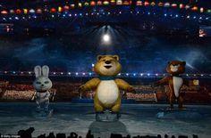 Церемония открытия Зимней Олимпиады 2014 в Сочи