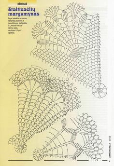 possible angel skirt and wings Crochet Diagram, Crochet Chart, Thread Crochet, Filet Crochet, Irish Crochet, Crochet Motif, Crochet Stitches, Crochet Patterns, Knit Crochet