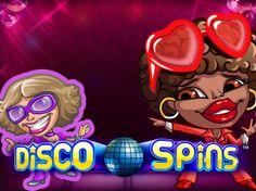 Disco kierrokset ™ Video Slot  Disco kierrokset ™, joka on 5 kiekkoa, 3 riviä ja 20 kiinteän panoslinjaa, on asettaa sisällä yökerho, jossa kiekkoa ja taustalla toimiva tanssilattia, joka syttyy vilkkuvalollisia.