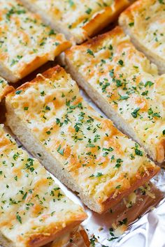 Cheesy Garlic Bread   Cooking Classy