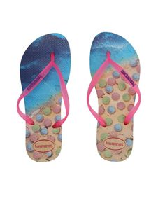 c87238f49370f5 Havaianas Women Flip Flops on YOOX. The best online selection of Flip Flops  Havaianas.