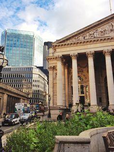 La City - London London City, Louvre, British, Building, Travel, Viajes, Buildings, Trips, Traveling
