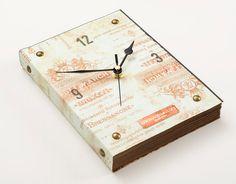 wall clock book