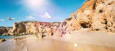 Geniet van de grillige kustlijn van de Algarve en verblijf 12 dagen in het 4*hotel in Albufeira slechts €343 (5 dagen €273) - vlucht, transfer en verblijf inbegrepen -  http://www.vakantiepiraten.nl/?p=1357
