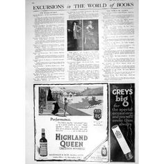 1925 TOM JONES READING THEATRE HIGHLAND QUEEN SCOTCH