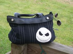 Jack Skellington Purse Skirt