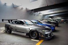Nissan Silvia S15 JDM #DriftSaturday: The BEst of #Drifting Every Week at blog.rvinyl.com
