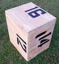 Plyometric Boxes: Sporting Goods | eBay