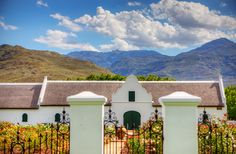 La Motte opens its rose garden to the public for Franschhoek Open Gardens African Companies, All Over The World, Wines, Beautiful Places, Public, Gardens, In This Moment, Mansions, Landscape