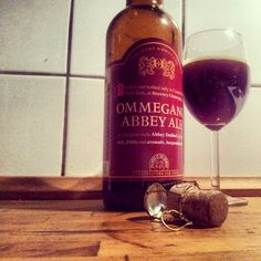 Barley Malt & Hops Cones: Ommegang Abbey Ale 2009-Areview from a Swedish fan