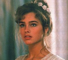 """Brooke Shields in """"Endless Love"""", 1981 Princess Aesthetic, Aesthetic Girl, Portrait Fotografie Inspiration, Model Tips, Jolie Photo, Aesthetic Pictures, Pretty Face, Pretty People, Character Inspiration"""