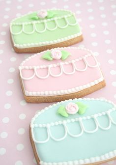 cake cookies |Pinned from PinTo for iPad|