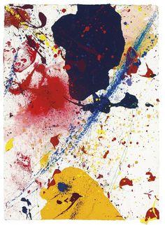 Sam Francis, 'Untitled', 1989, Rosenbaum Contemporary | Artsy