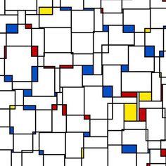 Pieter Cornelis Mondrian, geralmente conhecido por Piet Mondrian, foi um pintor Holandês modernista. Participou do movimento artístico Neoplasticismo e colaborou com a revista De Stijl.