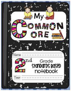 Common Core Portfolio! 2nd Grade