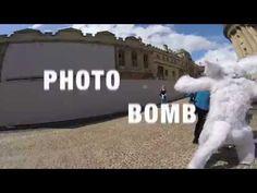 Ri Ri Photo Bomb