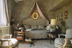 Picture of Elegance Blog | Attic Design - residence in France, designed by Christian Badin.