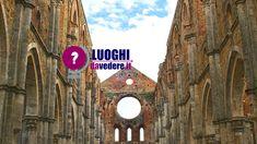 #Abbazia di San #Galgano e #Eremo di #Montesiepi: la vera spada nella roccia è in #Toscana!   #viaggi #italia #chiusdino #siena  www.luoghidavedere.it