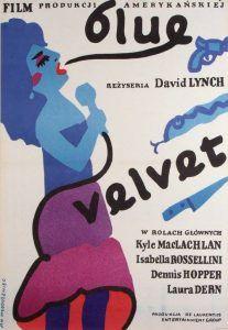 Velluto blu (Blue Velvet) 1986 scritto e diretto da David Lynch.