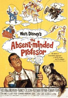 The Absent-Minded Professor (1961)