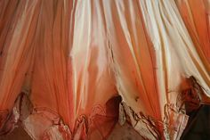 underground noise quote: stand in the rain every chance you can Standing In The Rain, Tangerine Color, Peach Colors, Bright Colors, Just Peachy, Vintage Textiles, Color Inspiration, Coral, Carnelian