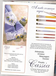Pintura em Sabonete - Clara Minhões - Álbuns da web do Picasa