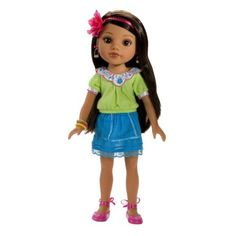 942afe7ab69e Hearts For Hearts Girls - Consuelo from Mexico   Toys  amp  Games   Amazon.