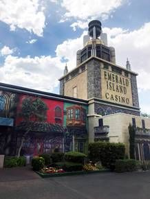 The Emerald Island Casino (a small portion of it) is Being Demolished!?! Yep, Here We Grow to Meet Our Guests' Needs Again!