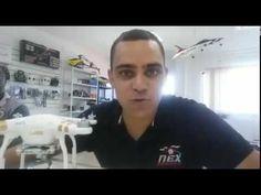Nex Drones para o Congresso Nacional de Drone por Mateus Freitas