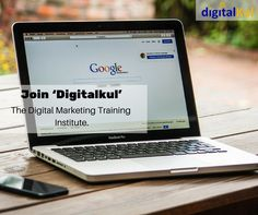 If you want to get your dream job? Join 'Digitalkul' The Digital Marketing Training Institute. http://digitalkul.com/digital-marketing/course.html