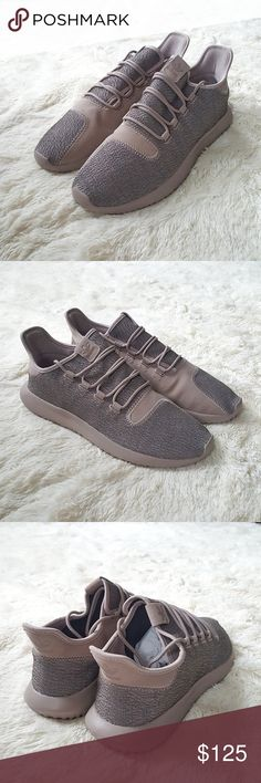 Adidas Originals Tubular Shadow Vapour Grey Pink Redefining modern street style, these men's shoes nod to their Adidas heritage with an edgy take on the coveted running trainer. The flexible Kevlar® upper is designed for a sleek, monochromatic look. An innovative wrap closure provides a comfortable fit.Stretchy DuPont™ Kevlar® and ripstop upper; Kevlar® Burrito tongue for a snug fit. Comfortable textile lining. Enjoy the comfort and performance of OrthoLite® sockliner. EVA midsole for…