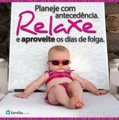 Familia.com.br | Dicas para viajar com um bebê  #Bebes #Viagem
