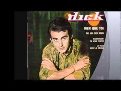 Dick Rivers - pas cette chanson ( live ).wmv 1966