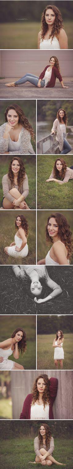 Mount Pleasant Michigan Senior Pictures | Miss by Marissa | Emma (2)