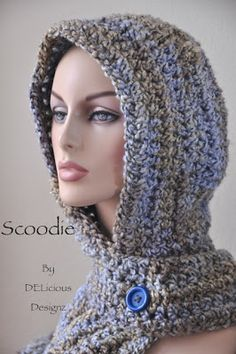 crochet pattern for cheshire cat hoodie | scoodie pattern
