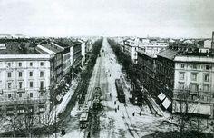 Piazza Sempione nella prima metà degli anni '10