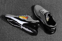 new products 5784a 89f2f Nike Air Max 270 KPU OW Grey Black White Men Shoes